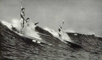 Zgodovina Surfanja