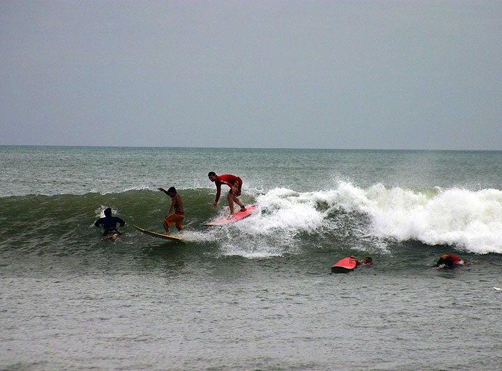Kuta Beach akcija