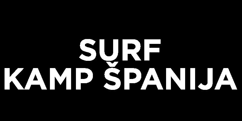 surf kamp španija