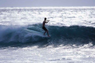 Nasvet surf legende Joela Tudorja : Cancel your Facebook!