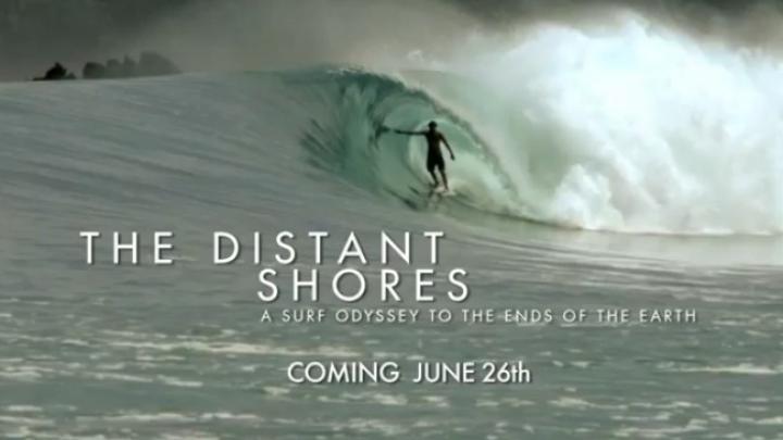 Surf odiseja na konec sveta