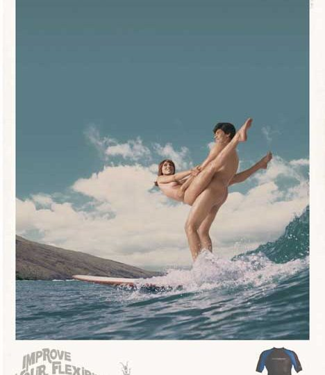Wetsuit za nudl surfanje?