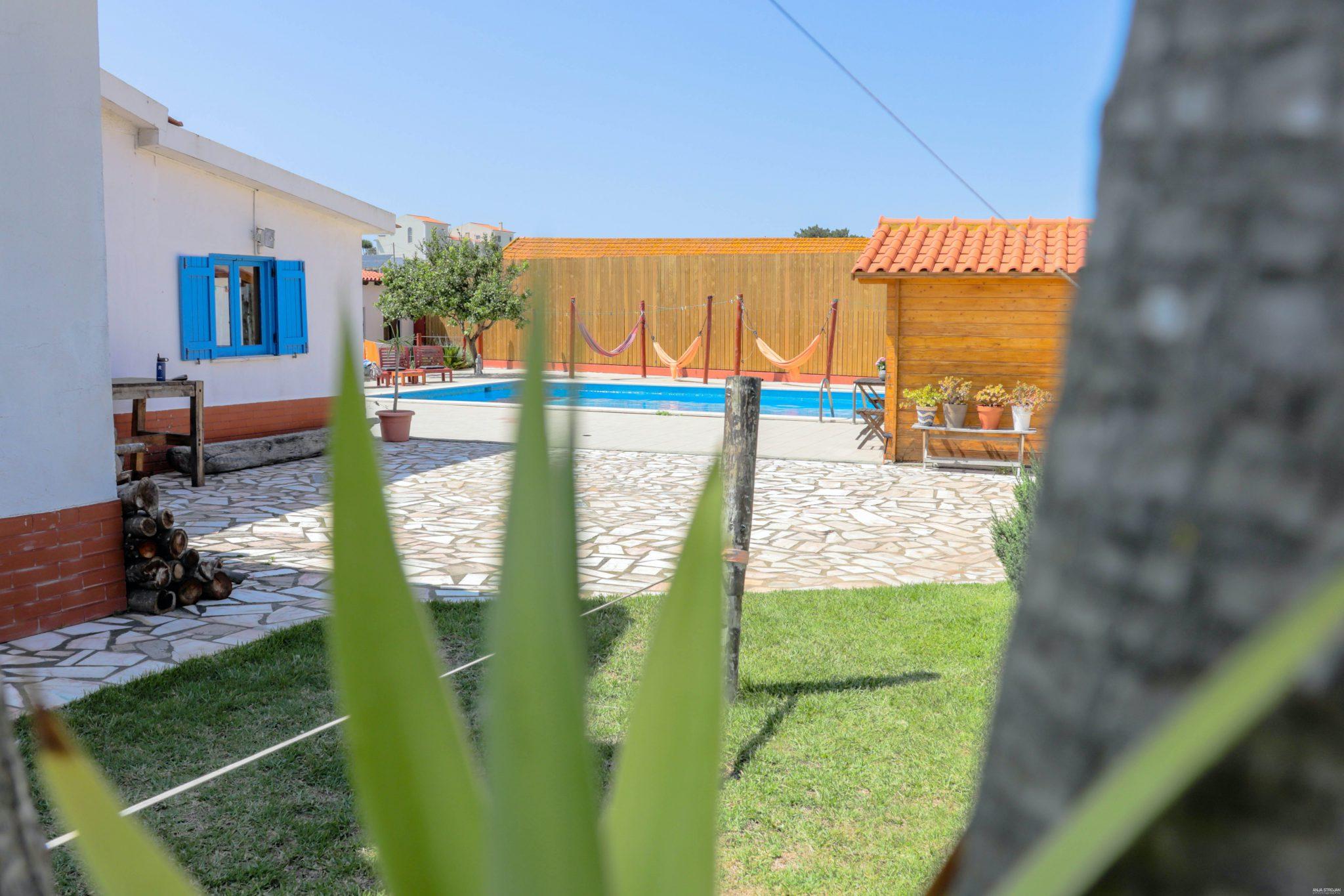 surfanje portugalska hiša